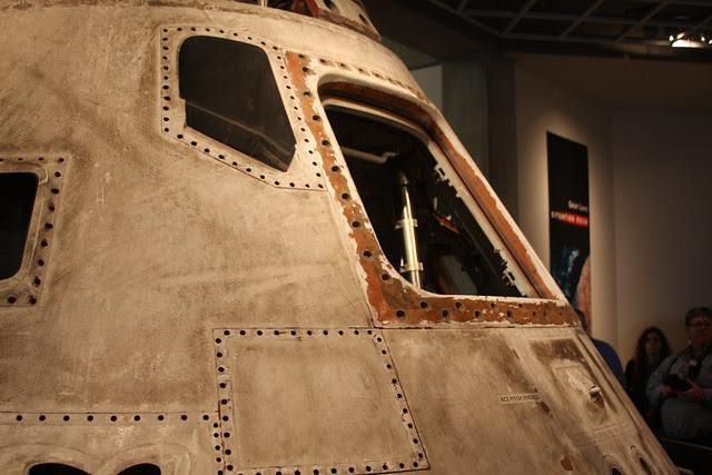Skylab 3 capsule, NASA Glenn Visitors Center