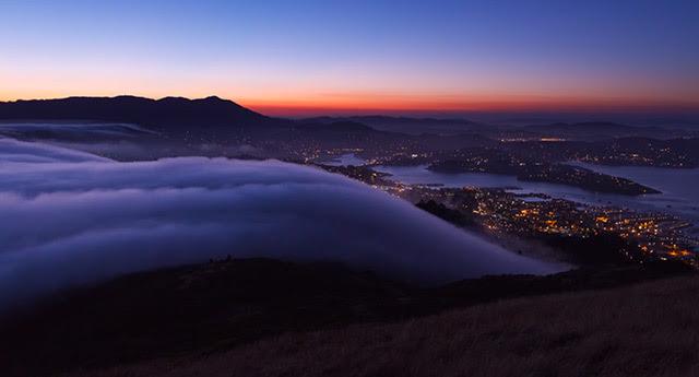 Adrift: A Two Year Oddessy Through the San Francisco Fog by Simon Christen weather timelapse San Francisco fog clouds