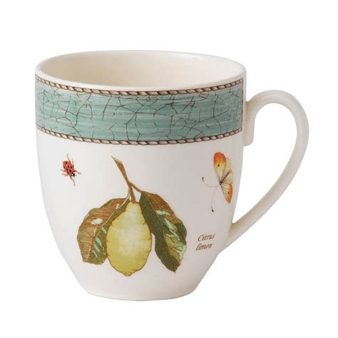 Wedgwood Sarah's Garden Mug Green   Wedgwood® Australia