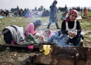 El doble riesgo de las refugiadas y desplazadas