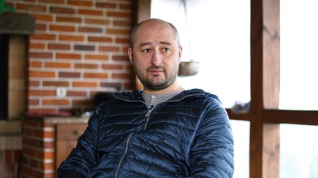 'Season finale twist': Twitter in shock after 'assassinated' journalist Babchenko emerges alive