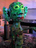 #Neila #scifi #StudioChezZzorhn #ELE420 #papiermache #paper photo Neila_SCZ_May31_003_zps52602f2e.jpg