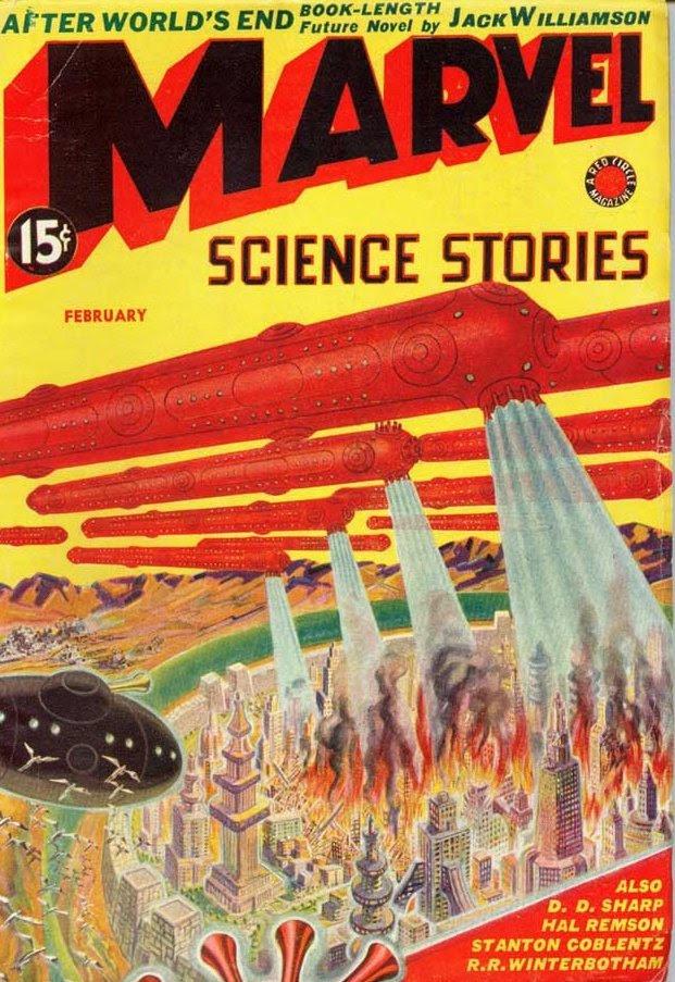 marvel science stories feb 1939