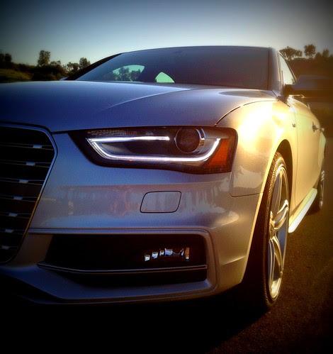 2017 Audi S4 Headlight
