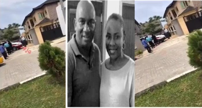 Image result for a lawyer, Mr Otike Odibi, 50, who was allegedly killed by his wife, also a lawyer, Mrs Udeme Odibi, 47, at Diamond Estate, Sangotedo, Lagos.