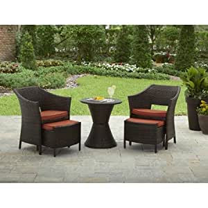 Amazon.com : 5-Piece Dining Sets | Better Homes and ...