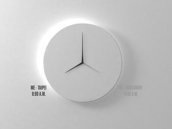 Long-D: Kit Men Keung's Answer to Ultra-modern Wall Clocks - Elite ...