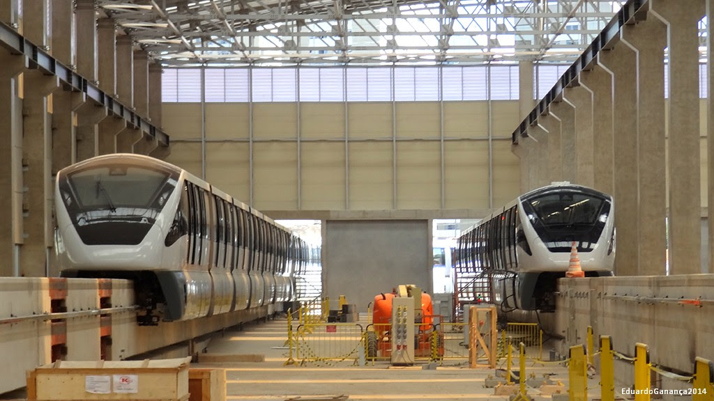 Image result for KL Monorail construction