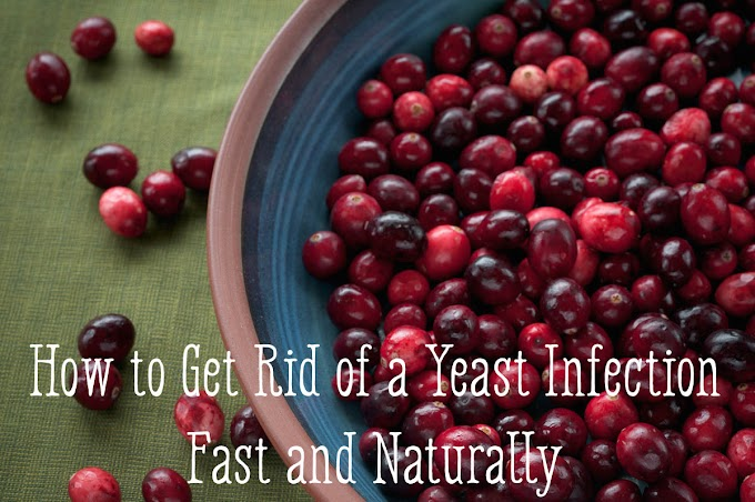 Natural Means Of Getting Rid Of Vagina Yeast Infection