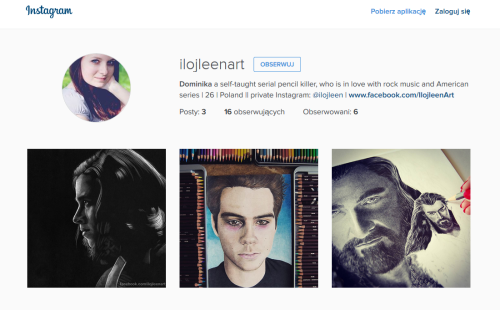 Hey guys! I finally have an Instagram account!  https://instagram.com/ilojleenart/ You are very welcome to follow me there ^_^ If you have an account with your art, I may follow you back! If you're interested in my private life, here's my other profile: https://instagram.com/ilojleen.