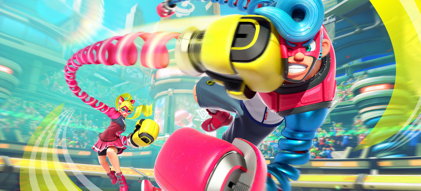 ARMS' 2.0 update is live, adds new modes, takes away one ranked level screenshot
