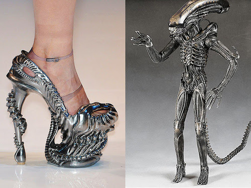alien shoes Alien Shoes