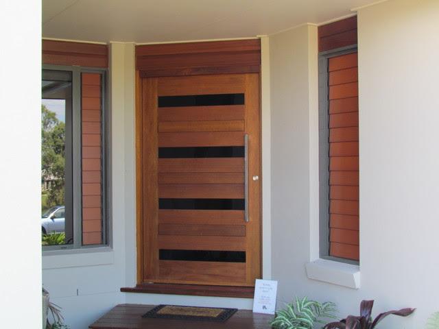 Current Door Designs - modern - front doors - - by The Door Keeper