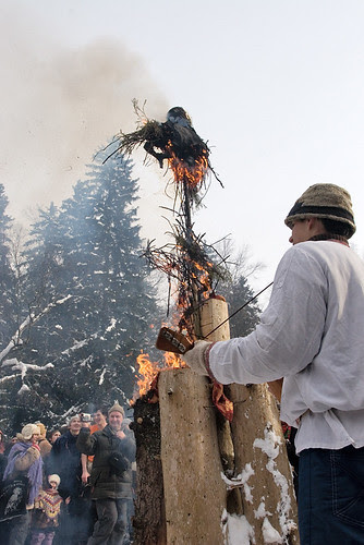 Winter incineration