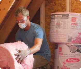 Eco friendly insulation home depot insured by ross for Pellicule fenetre home depot