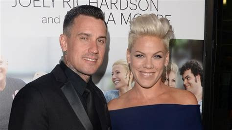 Carey Hart Posts Adorable Message to Wife Pink on Their