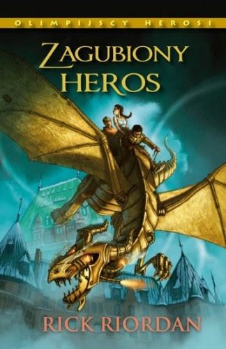 Okładka książki Zagubiony heros