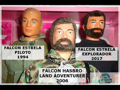 .: Review Falcon Estrela (2017) - Aventura na Selva: Falcon Explorador - Expedição Amazônica