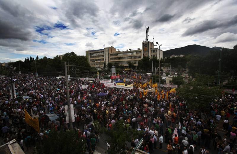 Ανακοίνωση εκπροσώπων δημοσιογράφων ΕΡΤ για το υπό διαβούλευση νομοσχέδιο