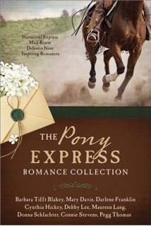 The Pony Express Romance Collection