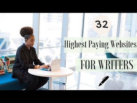 Make Money through Content Writing | Best Websites to Earn