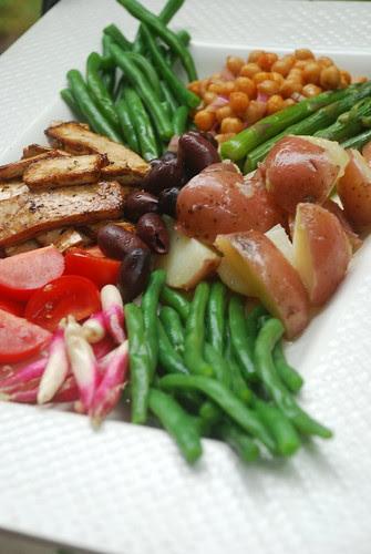 Vegan Salade Nicoise