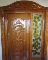 Suwathi Wood Designs Manufacturer Of Wooden Creative Door Teak