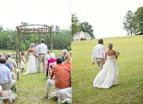 Georgia Barn Wedding With Vintage Style Decorations