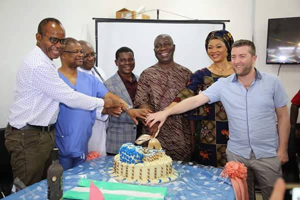 Image result for DSP Ike Ekweremadu celebrates 56th birthday