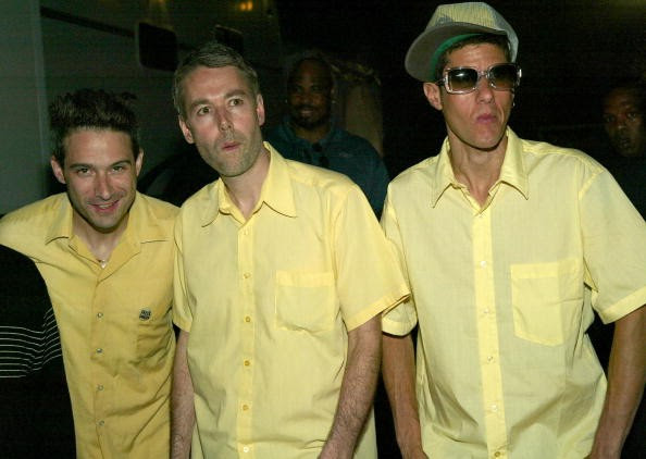 BEASTIE BOYS em 2004 (Foto: Getty Images)