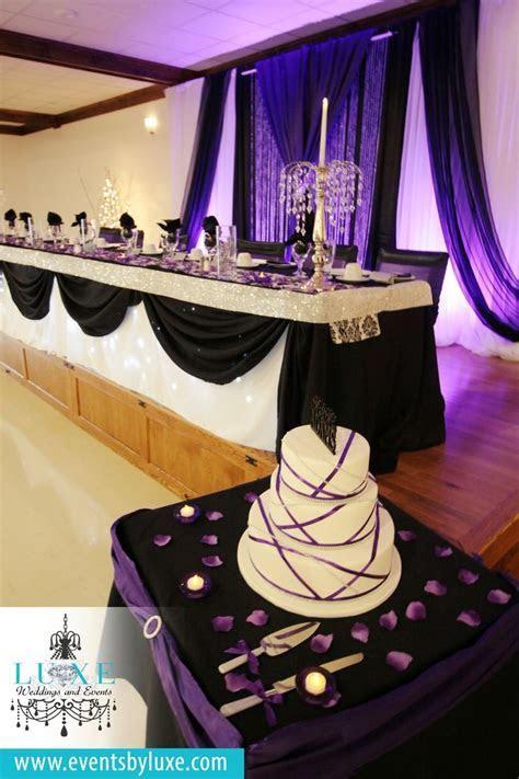 Best 20  Purple black wedding ideas on Pinterest