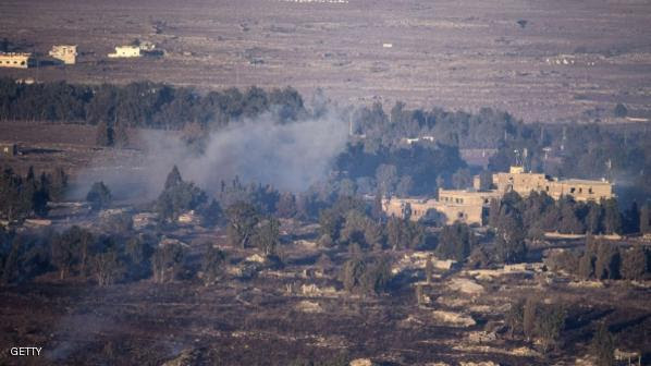 ISRAEL-SYRIA-CONFLICT-CLASHES-GOLAN-CROSSING