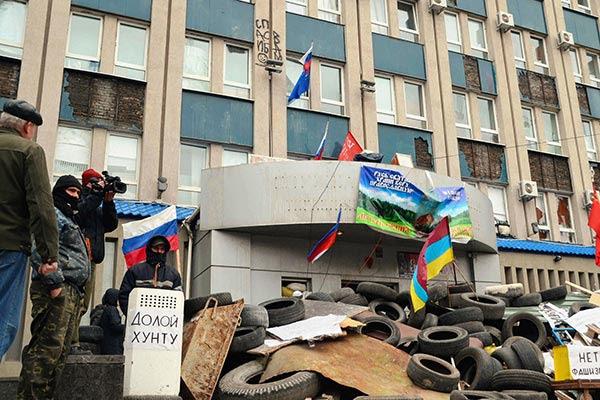 Armenian Face of Ukrainian Drama: Armenian killed in Donetsk region hailed as hero by pro-Russia protesters