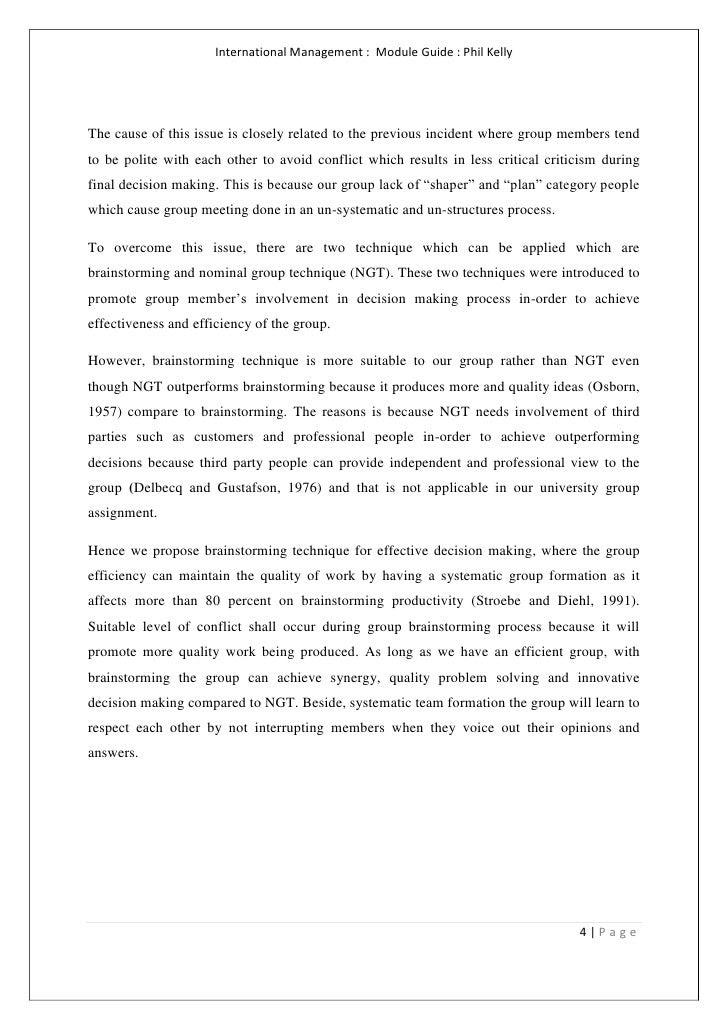 reflection essay on writing work