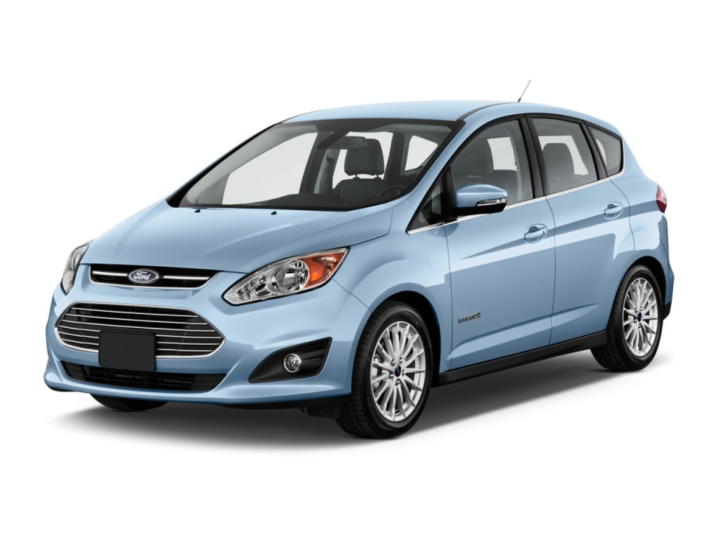 2013 Ford C-Max Hybrid Pictures/Photos Gallery - The Car Connection