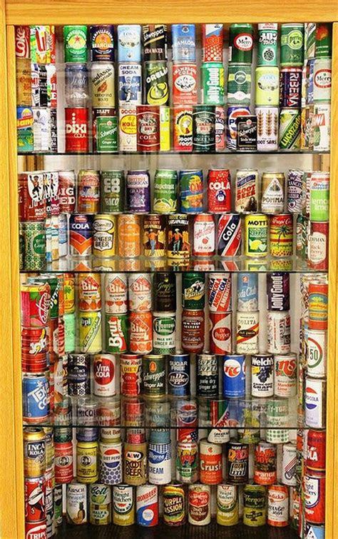 richards vintage soda  collection