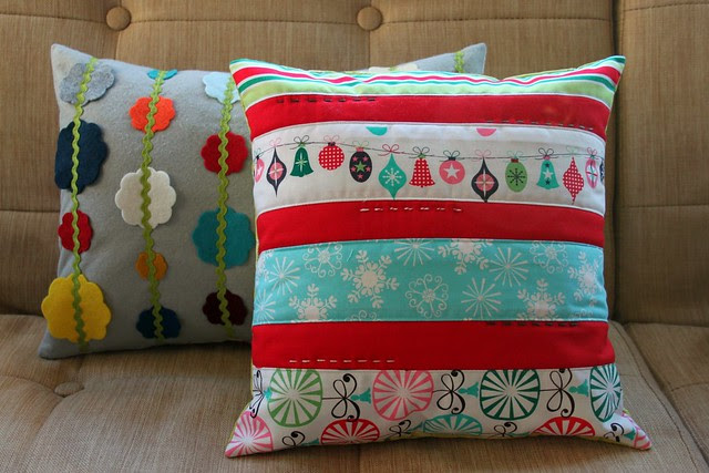 Christmas Pillow #1