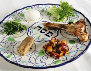 Εβραϊκό Πεσάχ - Χριστιανικό Πάσχα