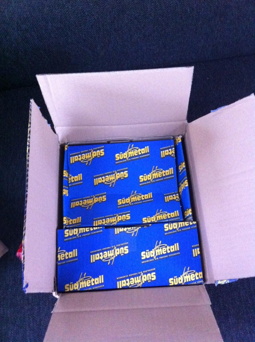 Päckchen auspacken - 2