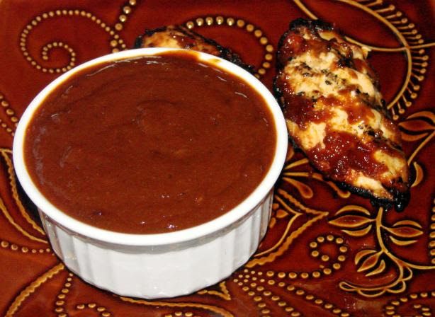 Black Coffee Barbecue Sauce. Photo by Boomette