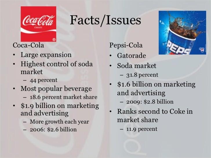 writing compare and contrast essay pepsi vs coke
