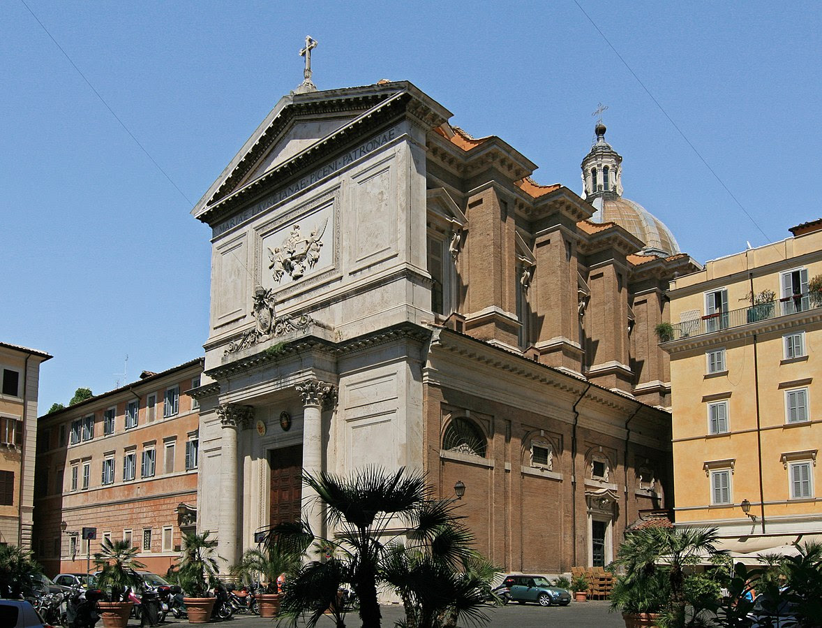 File:San Salvatore in Lauro Rome.jpg
