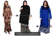 Gaya Terbaru 47+ Baju Kurung Yang Sesuai Untuk Badan Berisi