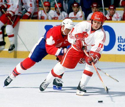 Larionov Canada Cup, Larionov Canada Cup