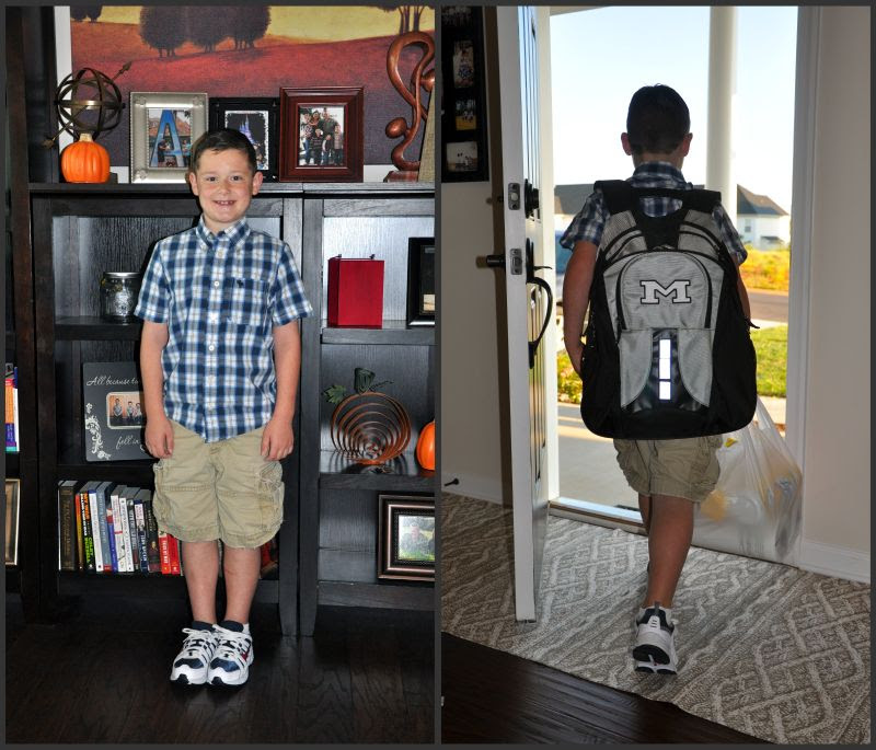 Christopher Back to School