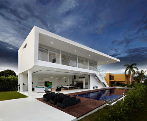 81 Gambar Desain Rumah Minimalis Kontemporer HD Terbaik Unduh Gratis