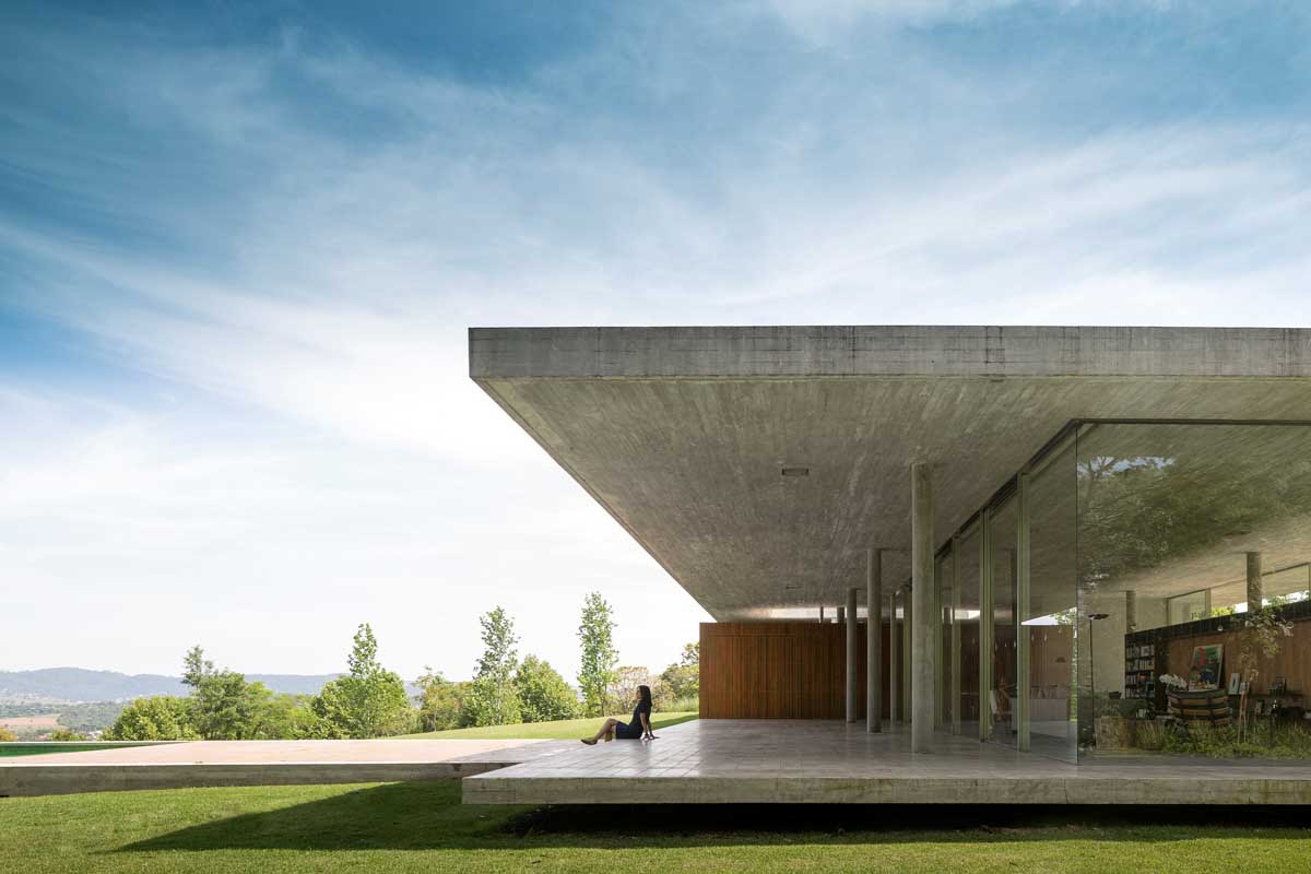Pai Play Concrete House Design