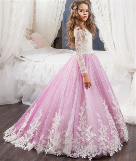 kids dresses  weddings pageant ball gowns girls