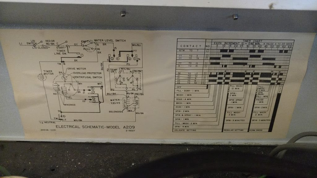 Maytag Microwave Wiring Diagram