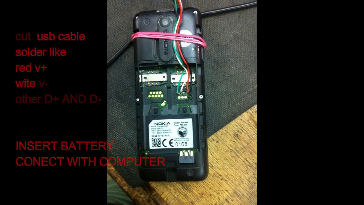 Nokia 108 Firmware Update Without